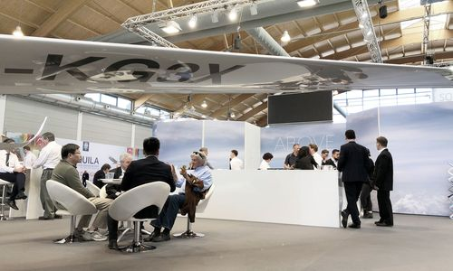 AERO Friedrichshafen: Four days to remember.